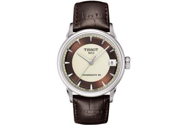 Womens Tissot Luxury Automatic Watch T086.207.16.261.00
