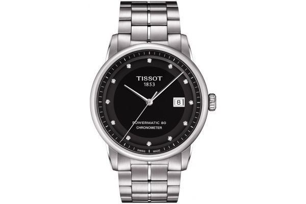 Mens Tissot Luxury Automatic Watch T086.408.11.056.00