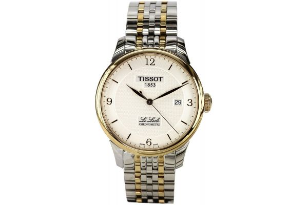 Mens Tissot Le Locle Automatic Watch T006.408.22.037.00