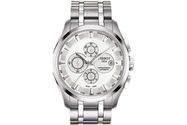 Mens Tissot Couturier Watch T035.627.11.031.00
