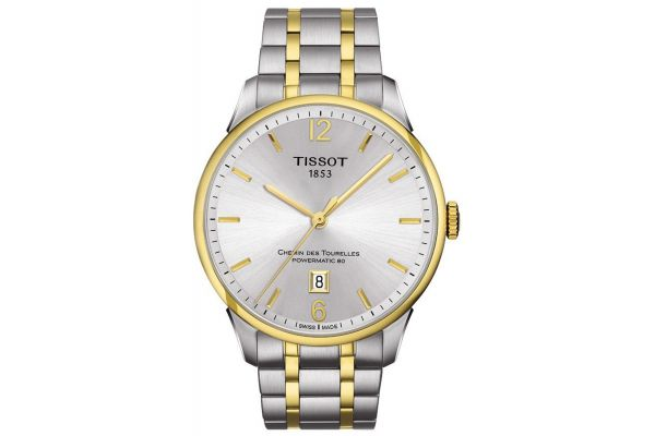 Mens Tissot Chemin Des Tourelles Watch T099.407.22.037.00