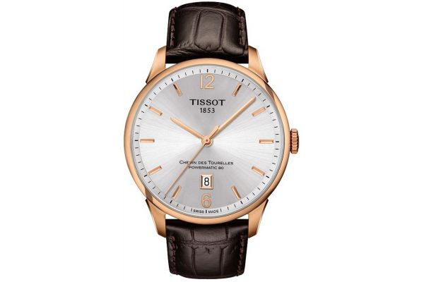 Mens Tissot Chemin Des Tourelles Watch T099.407.36.037.00