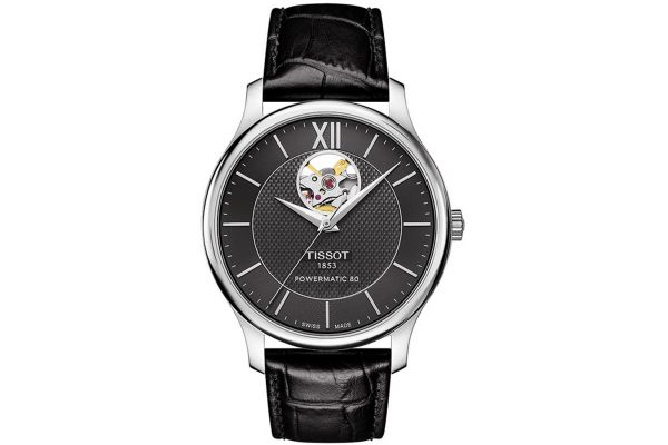 Mens Tissot Tradition Watch T063.907.16.058.00