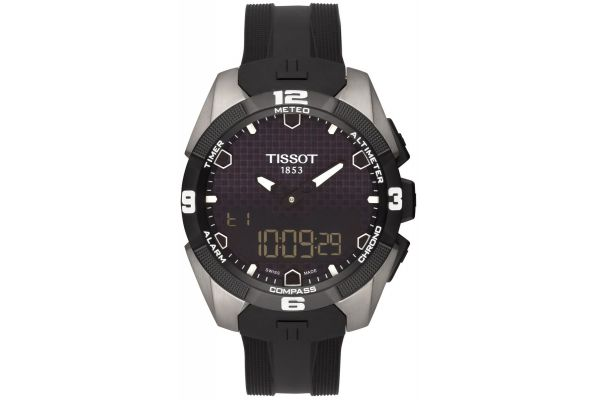 Mens Tissot T Touch Watch T091.420.47.051.00