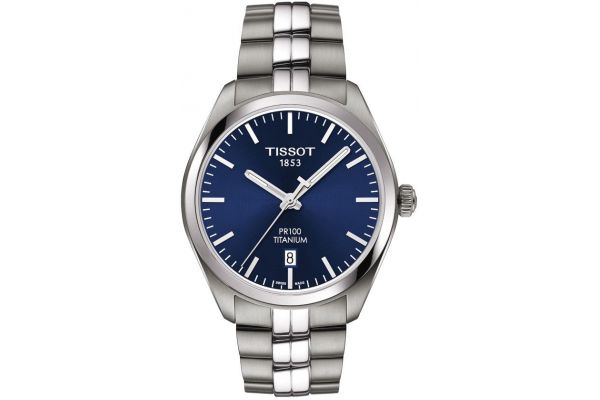 Mens Tissot PR100 Watch T101.410.44.041.00