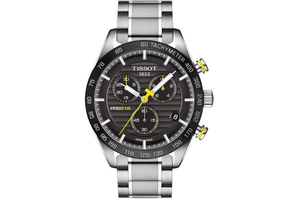 Mens Tissot PRS516 Watch T100.417.11.051.00
