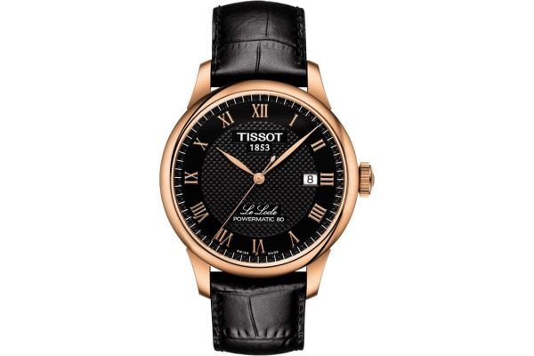 Mens Tissot Le Locle Automatic Watch T006.407.36.053.00