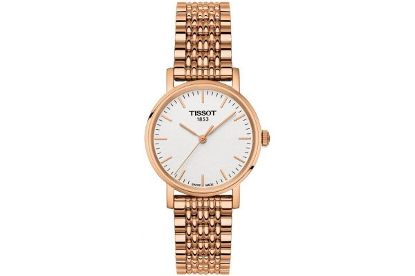 Womens Tissot Everytime Watch T109.210.33.031.00