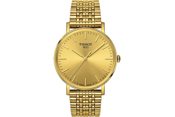 Mens Tissot Everytime Watch T109.410.33.021.00