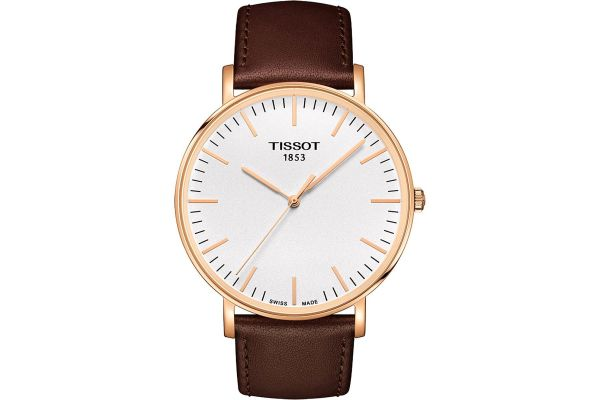 Mens Tissot Everytime Watch T109.610.36.031.00