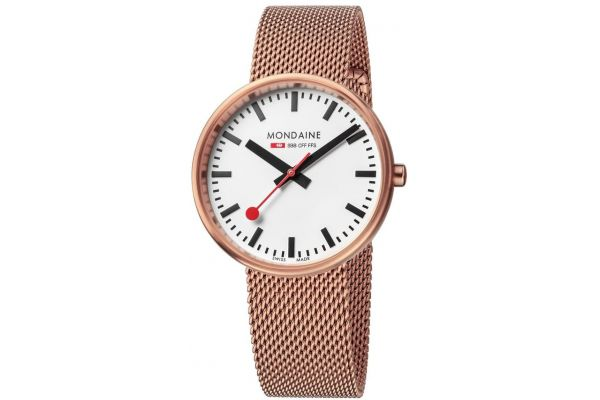 Unisex Mondaine Mini Giant Watch A763.30362.22SBM