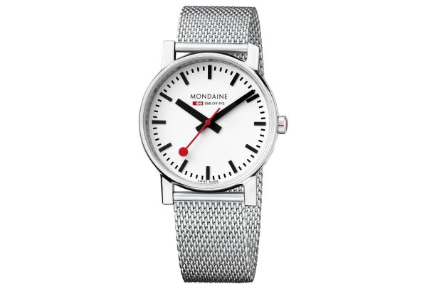 Mens Mondaine Evo Watch A658.30300.11SBV