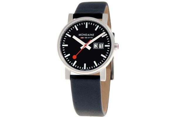 Mens Mondaine Evo Watch A669.30300.14SBB