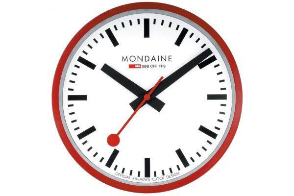 Mondaine  Watch A990.CLOCK.11SBC