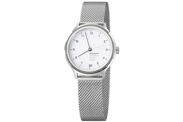 Womens Mondaine Helvetica No.1 Watch MH1.R1210.SM