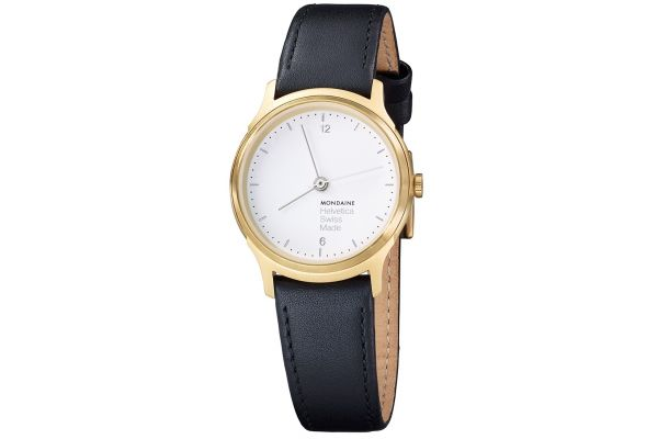Womens Mondaine Helvetica No.1 Watch MH1.L1111.LB