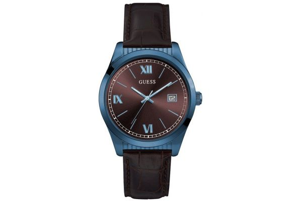 Mens Guess Baxster Watch W0874G3