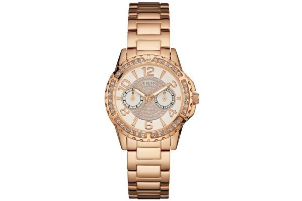 Womens Guess Sassy Watch W0705L3