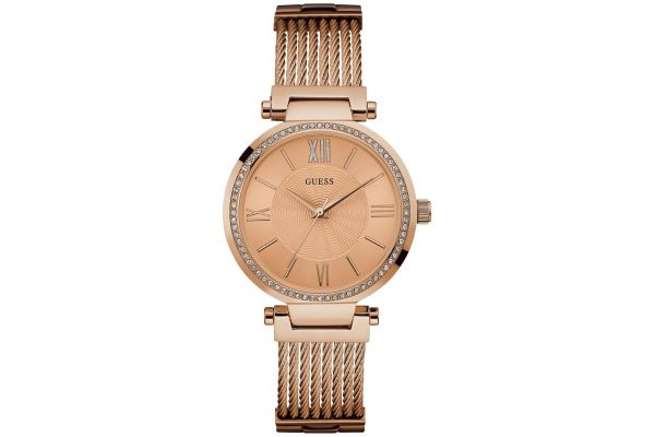 Womens Guess Soho Watch W0638L4