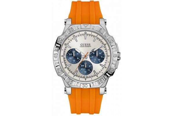 Mens Guess Turbo Watch W0966G1