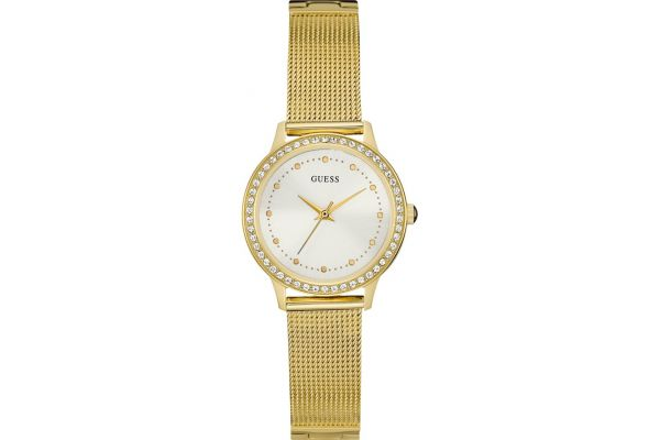 Womens Guess Chelsea Watch W0647L7