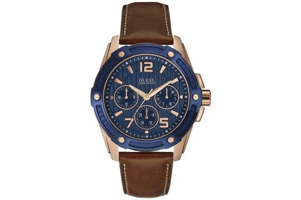 Mens Guess Flagship Watch w0600g3