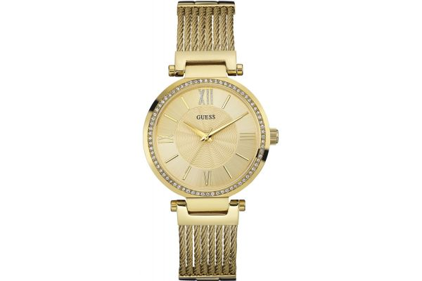 Womens Guess Soho Watch W0638L2