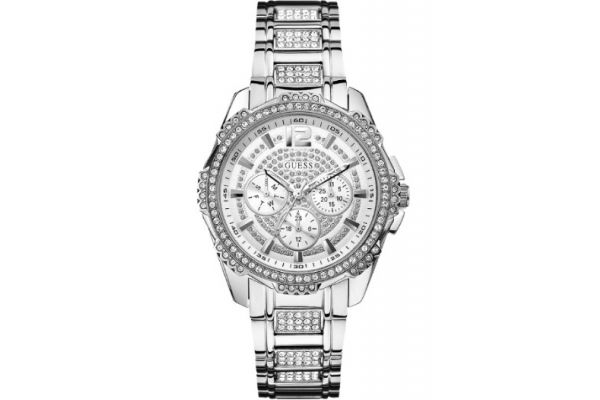 Womens Guess  Watch W0286L1