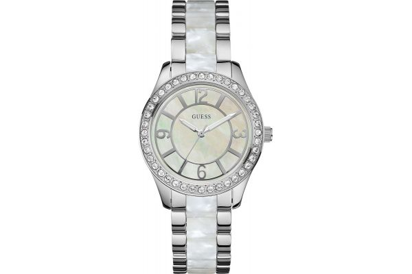 Womens Guess Goddess Watch W0074L1