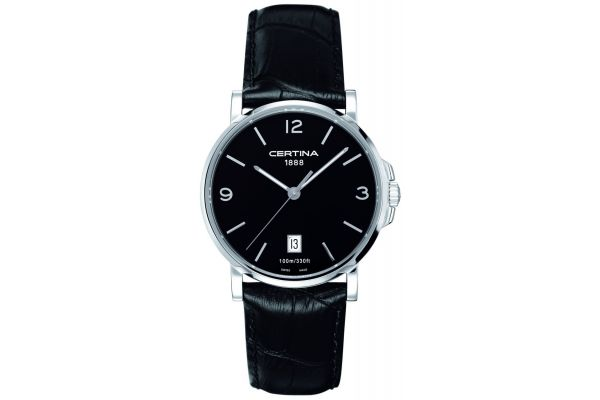 Mens Certina DS Caimano Watch C0174101605700