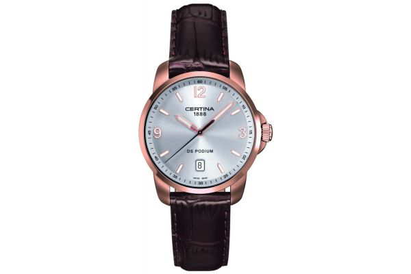 Mens Certina DS Podium Watch C0014103603701