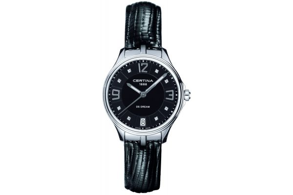 Womens Certina DS Dream Watch C0212101605600