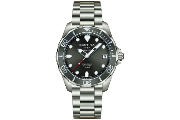 Mens Certina DS Action Watch C0324104408100