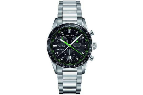Mens Certina DS-2 Chronograph Watch C0244471105102