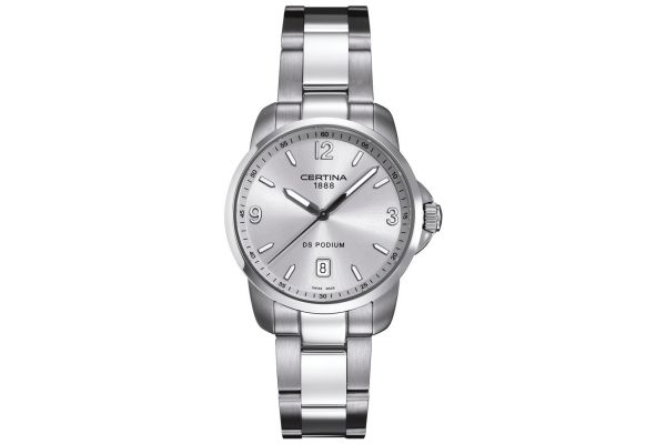 Mens Certina DS Podium Watch C0014101103700