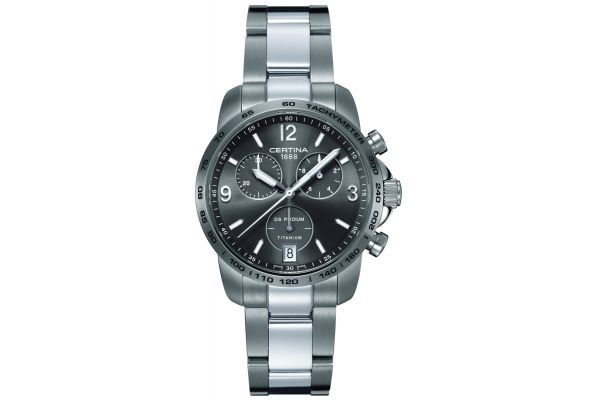 Mens Certina DS Podium Chronograph Watch C0014174408700