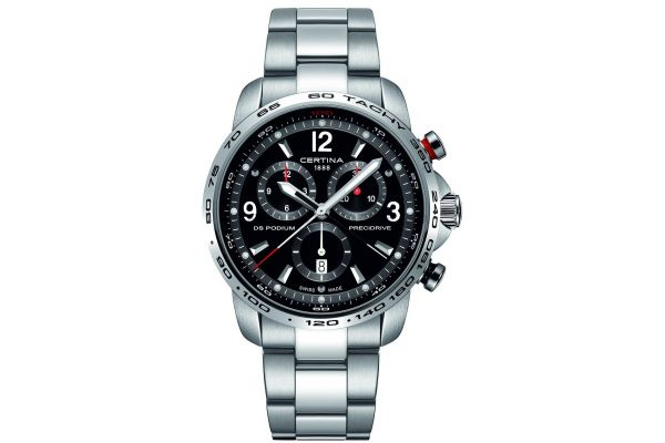Mens Certina DS Podium Big Chronograph Watch C0016471105700