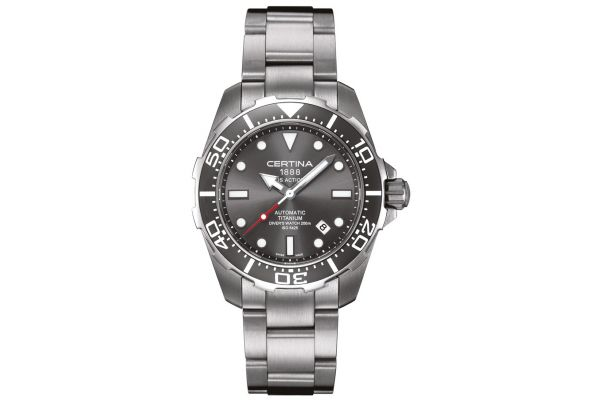 Mens Certina DS Action Watch C0134074408100