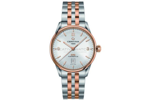 Mens Certina DS Powermatic 80 Watch C0264072203700
