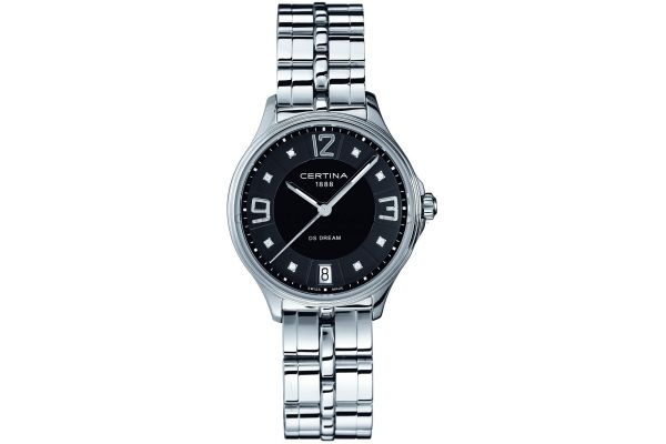 Womens Certina DS Dream Watch C0212101105600