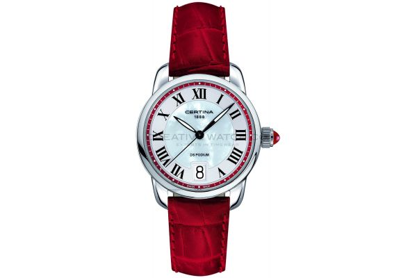 Womens Certina DS Podium Watch C0252101642800