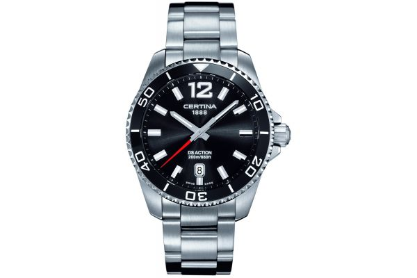 Mens Certina DS Action Watch C0134101105700