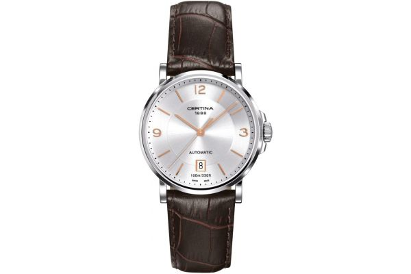 Mens Certina DS Caimano Watch C0174071603701