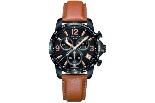 Mens Certina DS Podium Chronograph Watch C0344173605700