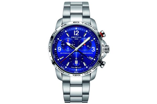 Mens Certina DS Podium Watch C0016471104700