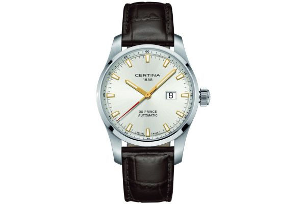 Mens Certina DS Prince Watch C0084261603100