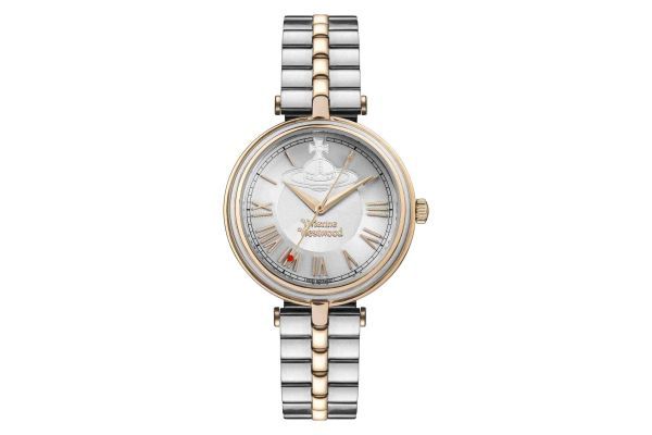 Womens Vivienne Westwood Farringdon Watch VV168RSSL