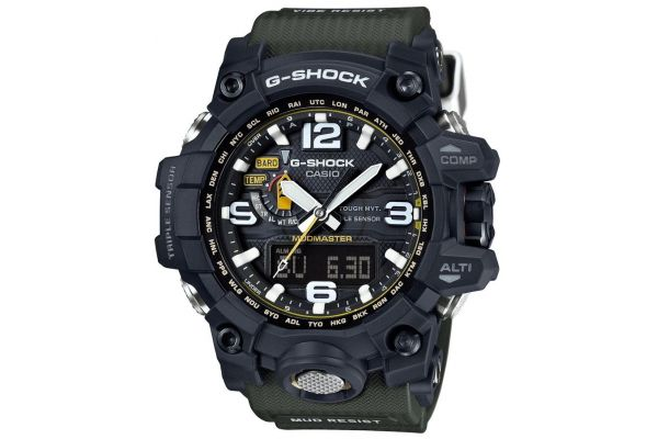 Mens Casio Premium G Shock Watch GWG-1000-1A3ER