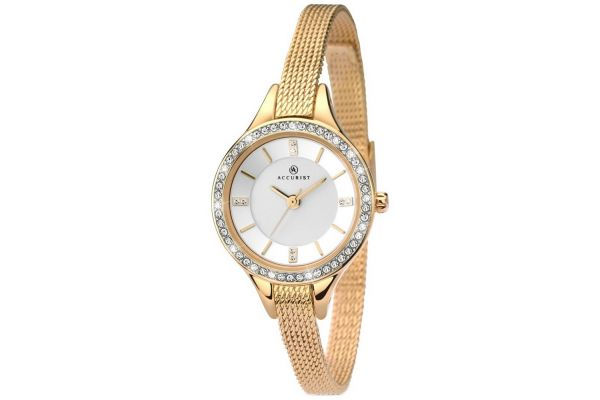 Womens Accurist Contemporary Watch 8004