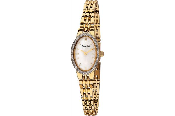 Womens Accurist Dress Watch LB1346P